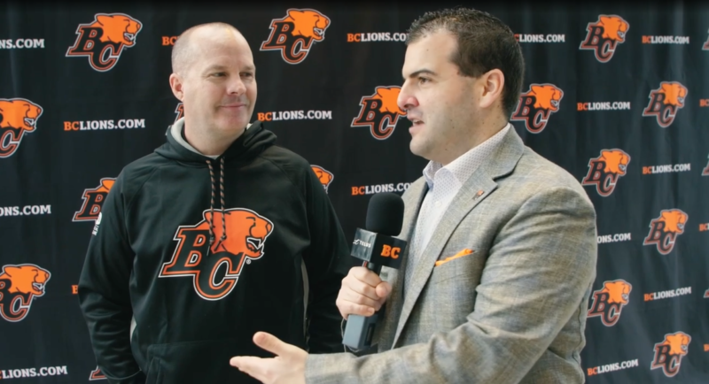 🎥One on One | Head Coach Rick Campbell