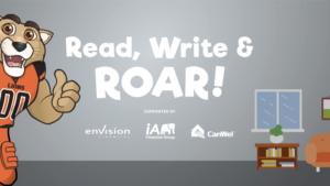 Read, Write & Roar ONLINE!