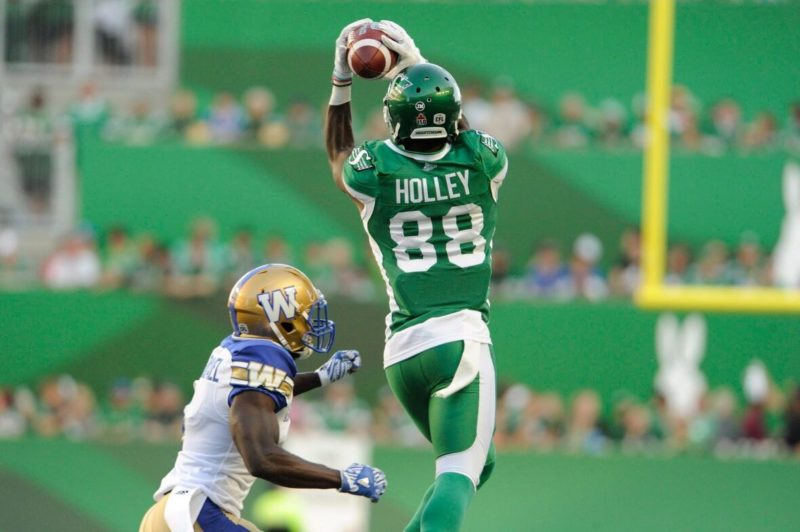 Caleb Holley has taken a path from Anchorage, Alaska to the Canadian Football League. We give you 5 Things To Know about the new Lions receiver.
