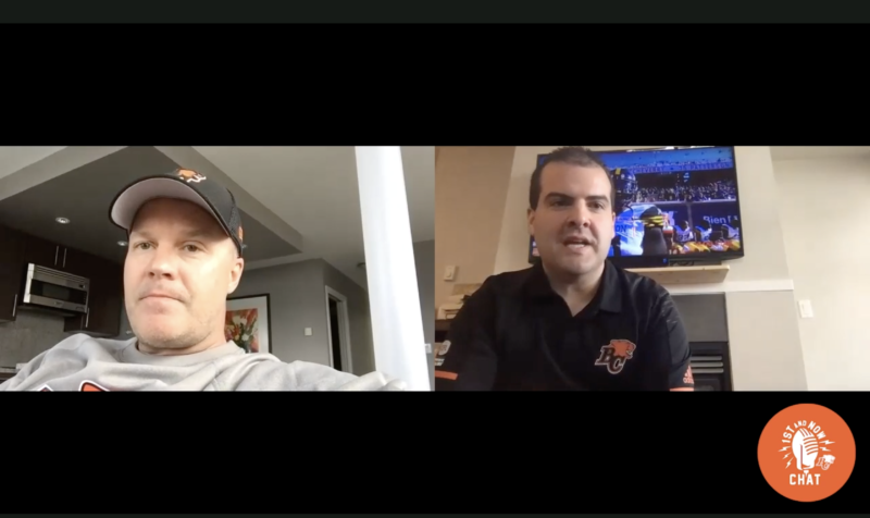 🎥1st and Now Chat | Rick Campbell