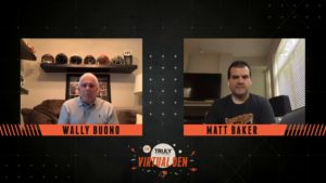 TRULY VIRTUAL DEN | Wally on the Epic Comeback