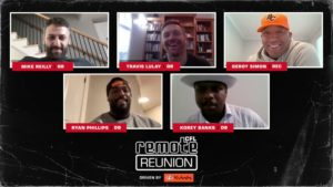 Remote Reunion: 2011 BC Lions