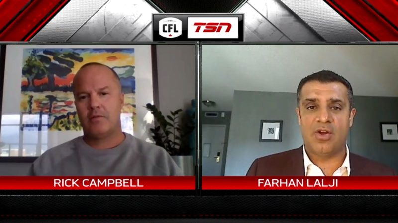 "🎥 Campbell Joins CFL2020 | ""We'll Spring Into Action Pretty Quickly."""