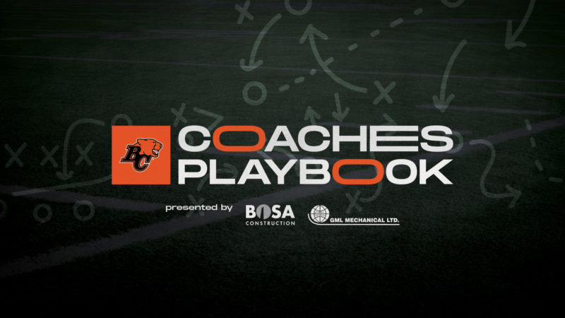 Lions Launch Virtual Coaches Playbook