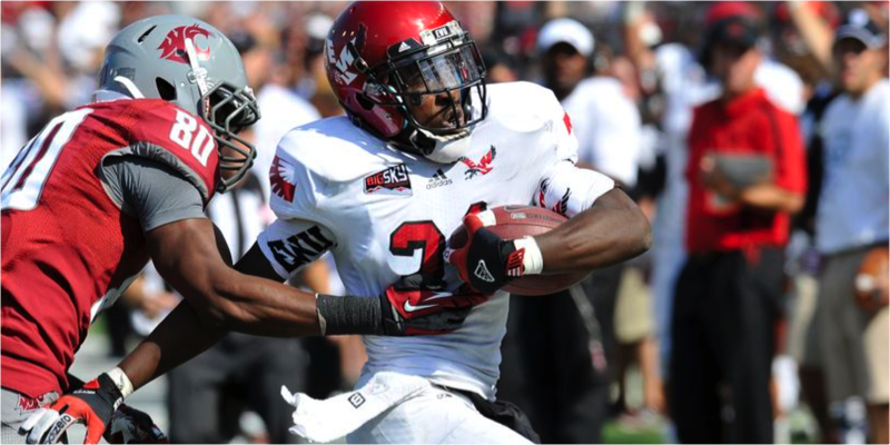 Before he was a CFL All-Star, defensive back TJ Lee III learned his by working with fellow future pros with the Eastern Washington Eagles.