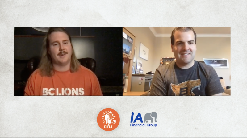 🎥 1st  and Now Chat | Godber On  CFL Fandom, Community Involvement