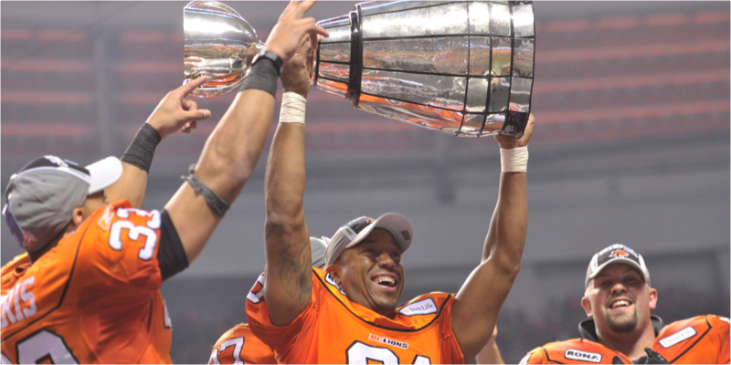 From scouting during these uncertain times to his Grey Cup memories, Superman AKA Geroy Simon talks football on Episode 35 of 1st and Now.