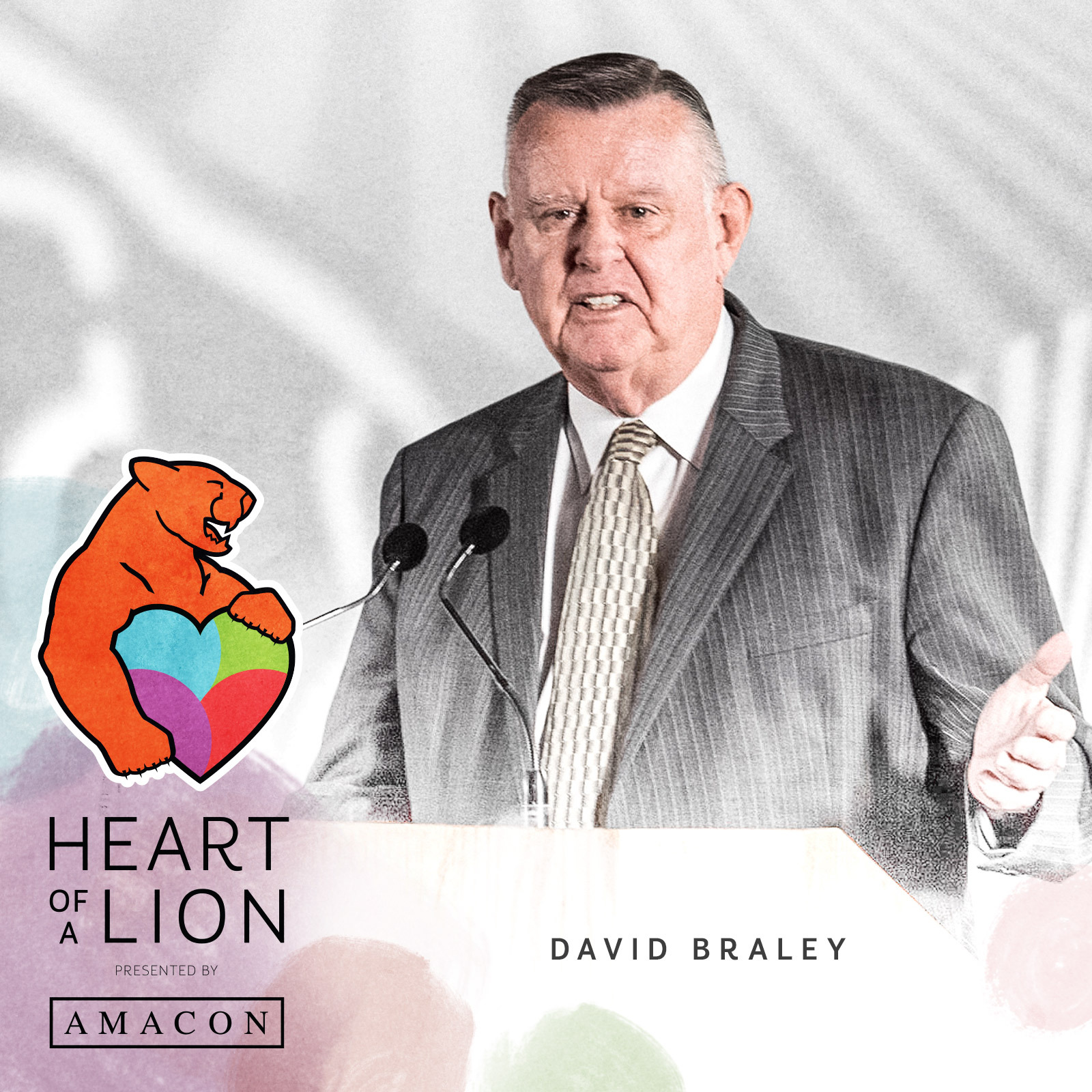 David Braley - Heart of a Lion Heroes Award Recipient