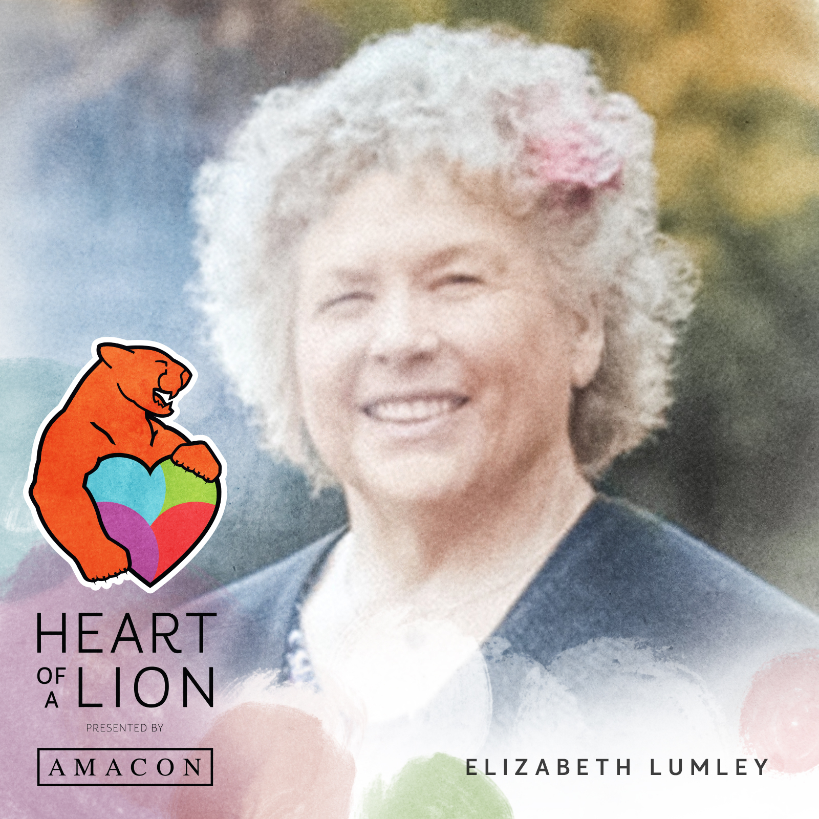 Elizabeth Lumley - Heart of a Lion Heroes Award Recipient