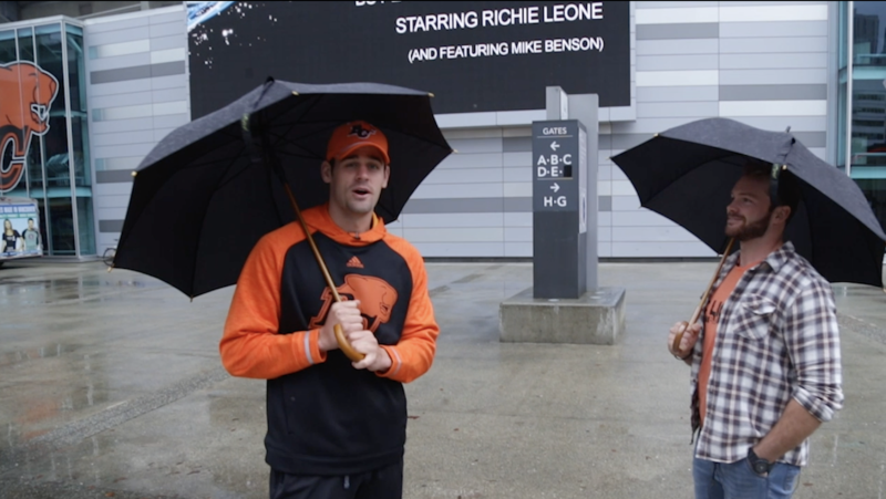 The dynamic duo of Richie Leone and Mike Benson joined 1st and Now to talk about Stadium Cribs and all of the friendships made with the BC Lions.