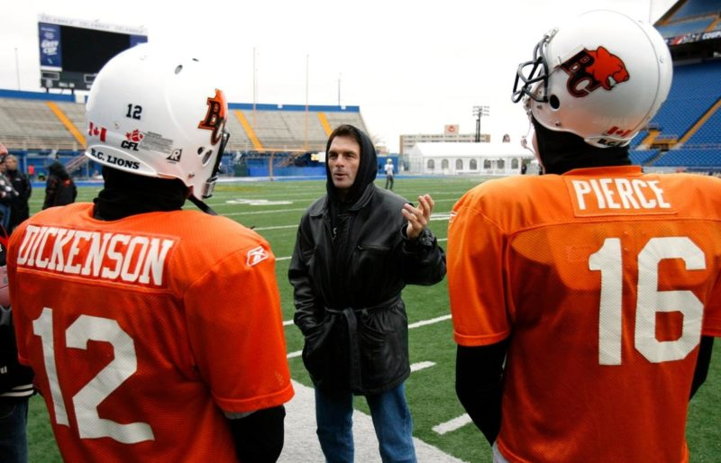 Dave Dickenson was missing just one thing from his resume. In 2006, he quarterbacked one of the most dominant Lions teams ever to a Grey Cup victory.