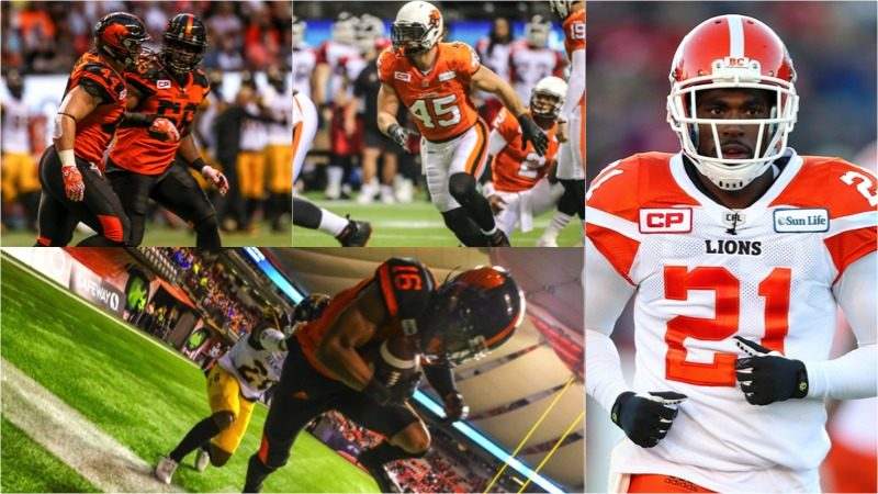 BC Lions Past And Present Names To CFL's All-Decade Team
