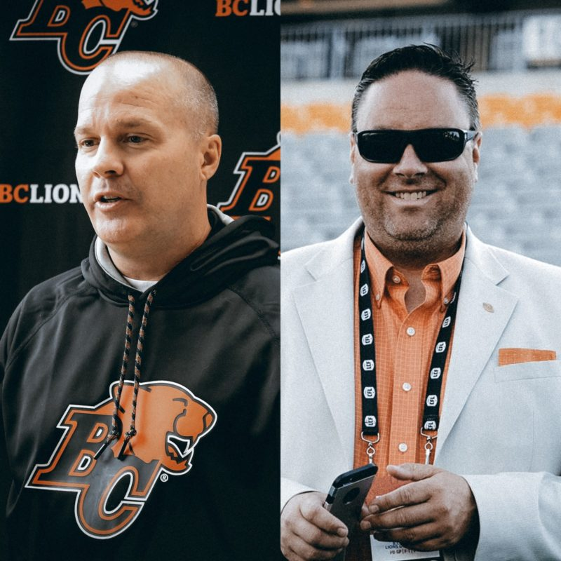 Rick Campbell and Neil McEvoy talk about sharing the GM duties with Lions and how plans for building a winner in 2021 continue to heat up.