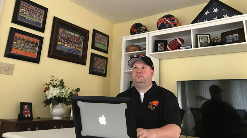 What is it like scouting and evaluating player traits in a virtual world? We speak with BC Lions Director of US Scouting Ryan Rigmaiden.