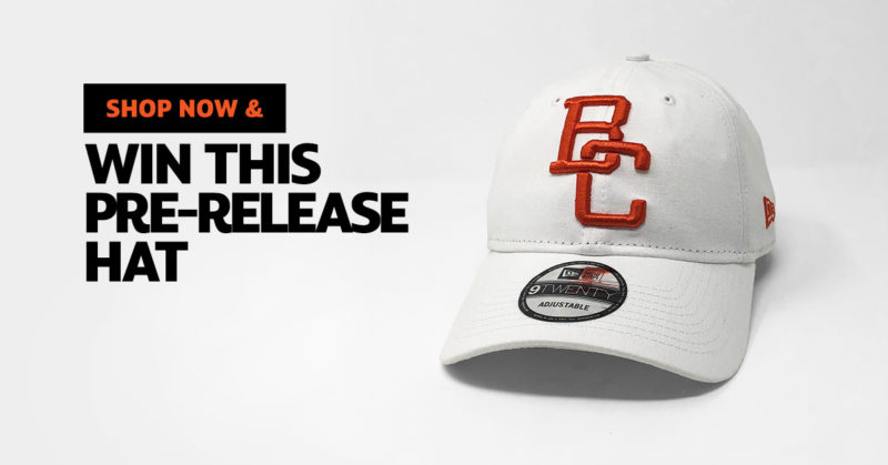 Enter To Win Exclusive Hat!