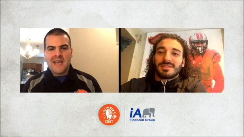 🎥 1st and Now Chat | Anthony Cioffi