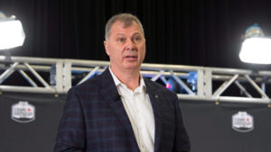 Commissioner Ambrosie speaks about XFL collaboration