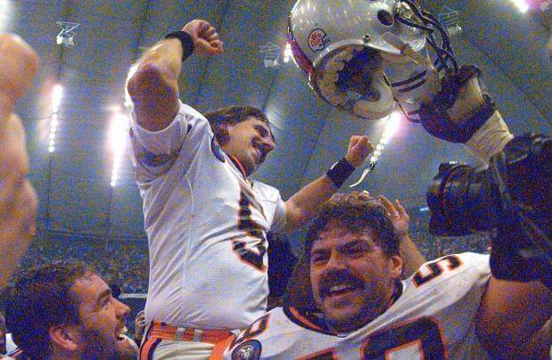 With the CFL's On Demand Grey Cup Portal now into the 1990s, we look back at the complimentary football that lifted the 1994 Lions to a historic victory.