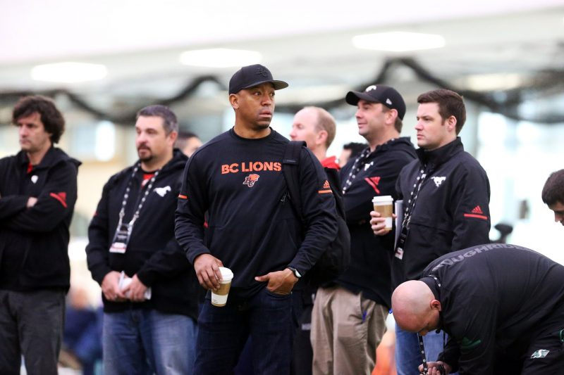 We catch up with Geroy Simon ahead of the 2021 CFL Global Draft. Geroy says the talent level amongst Global prospects continues to rise.