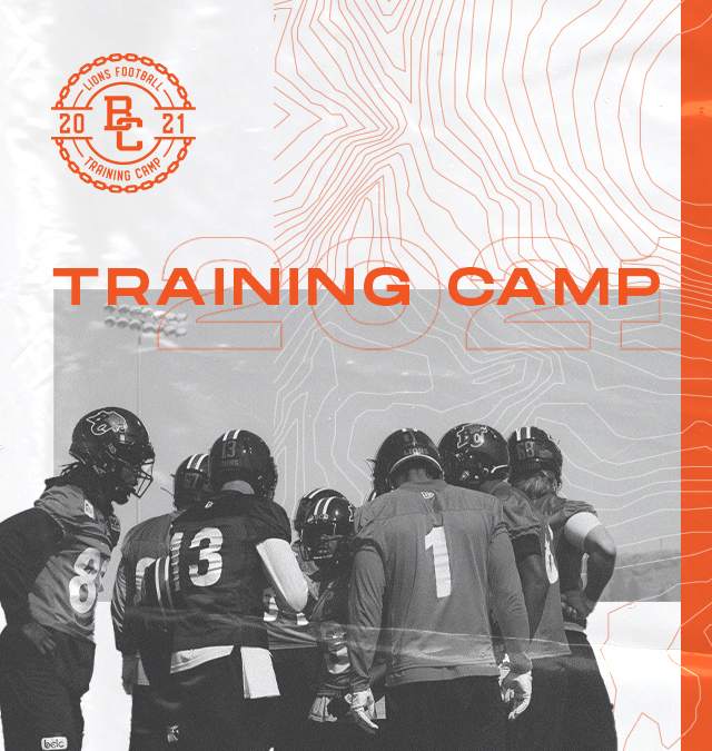 2021 Training Camp Central