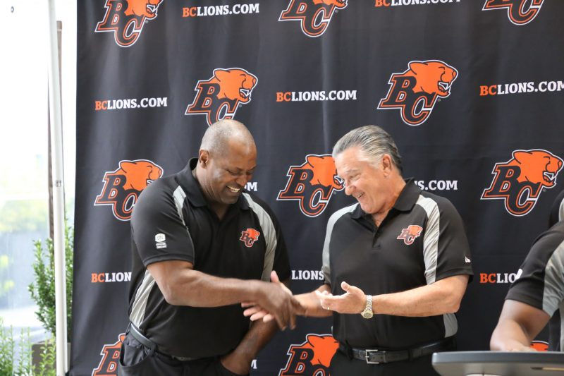 Defensive line coach Leroy Blugh joins 1st and Now to talk about his gig with the Lions and his hall of fame career as a player.