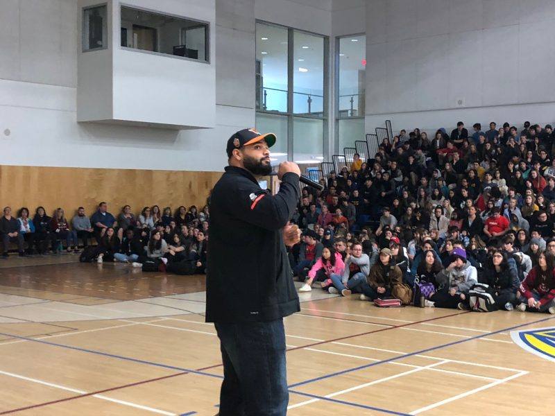 As we celebrate Asian History Month in Canada, bclions.com caught up with Bryan Chiu and Sukh Chungh for a powerful discussion about overcoming barriers.