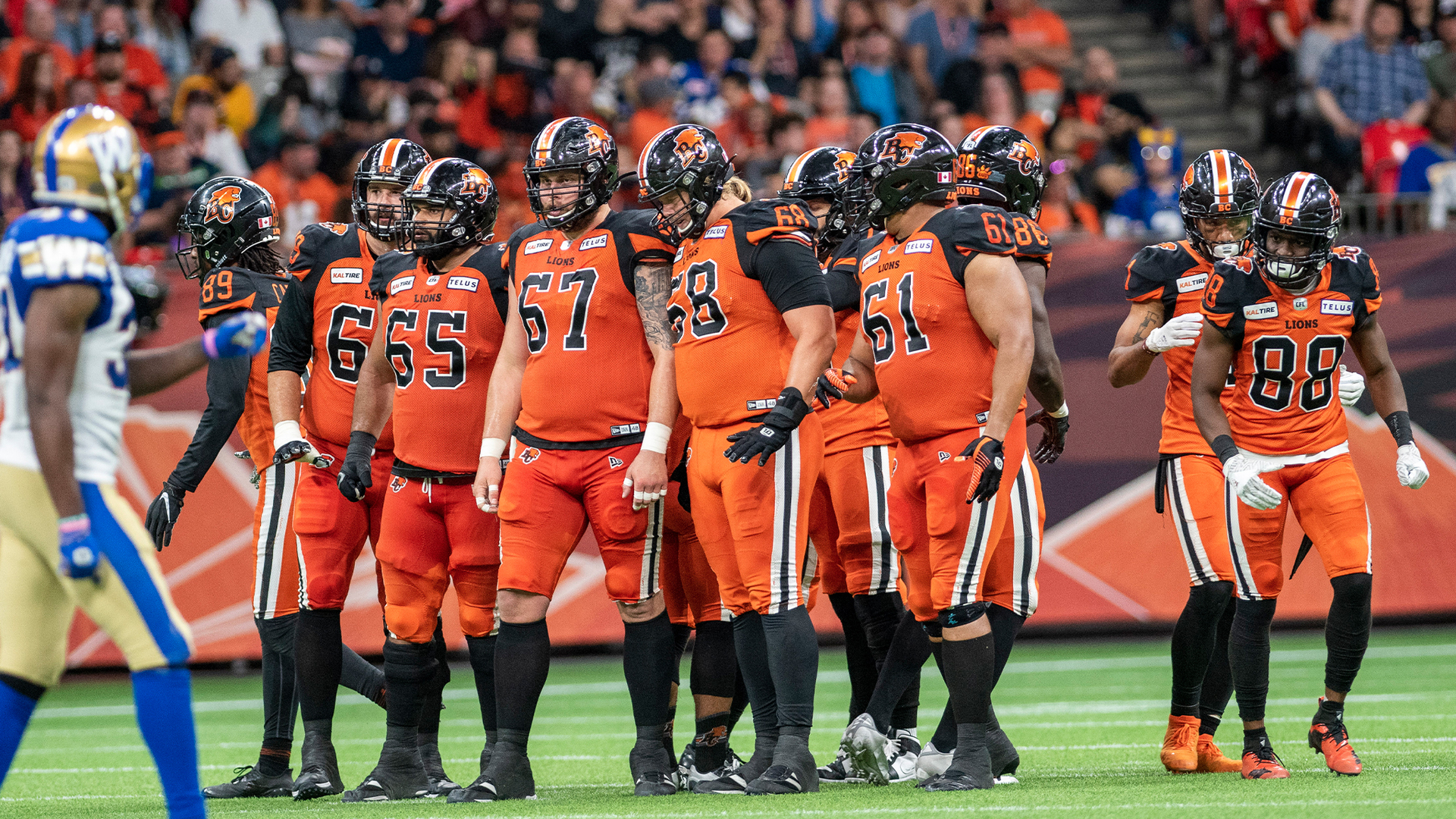 2021 Team Preview |  BC Lions
