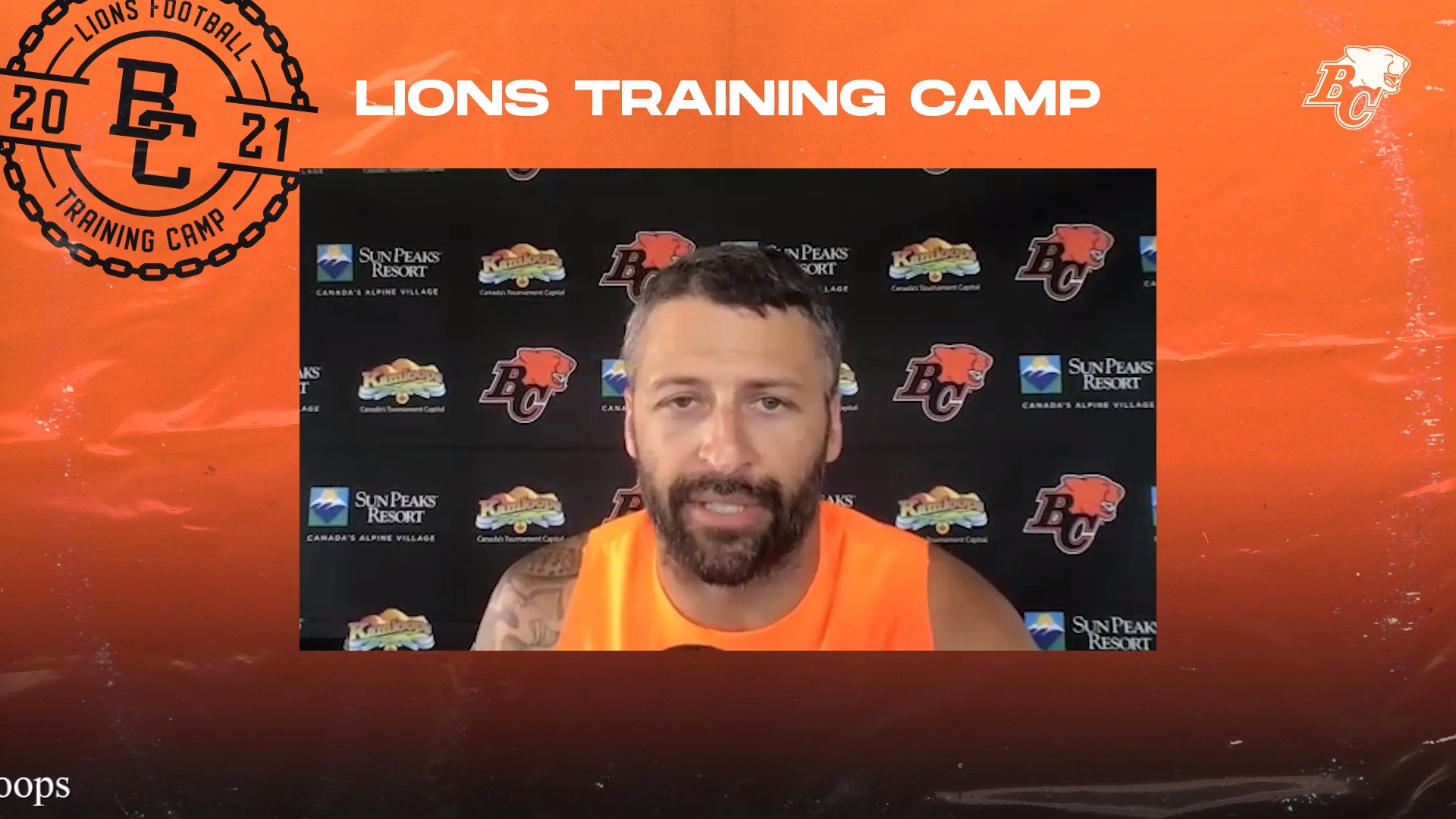 Training Camp July 11 | Michael Reilly