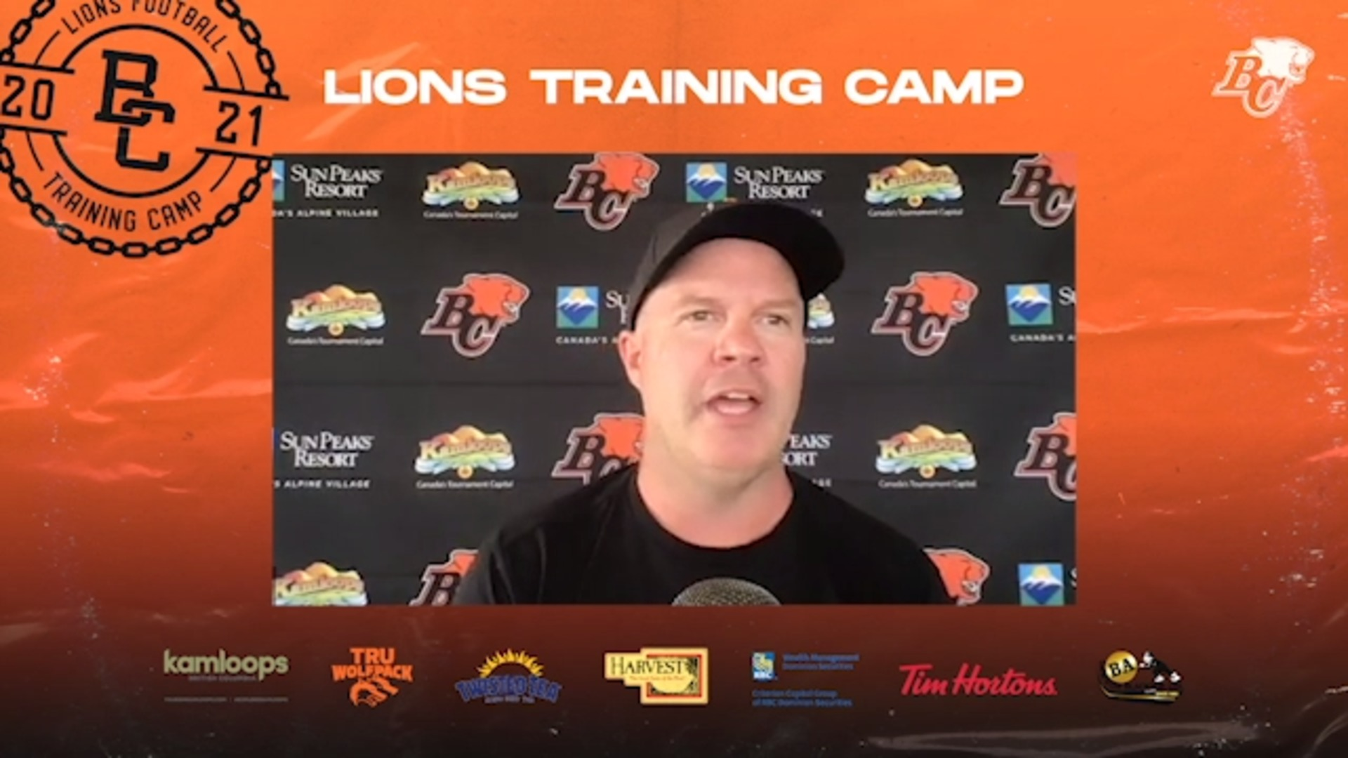 Training Camp July 12 | Rick Campbell
