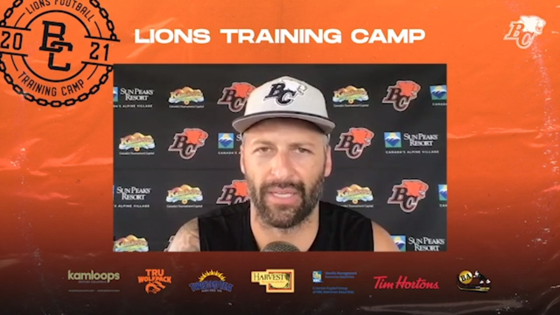 Training Camp July 12 | Michael Reilly