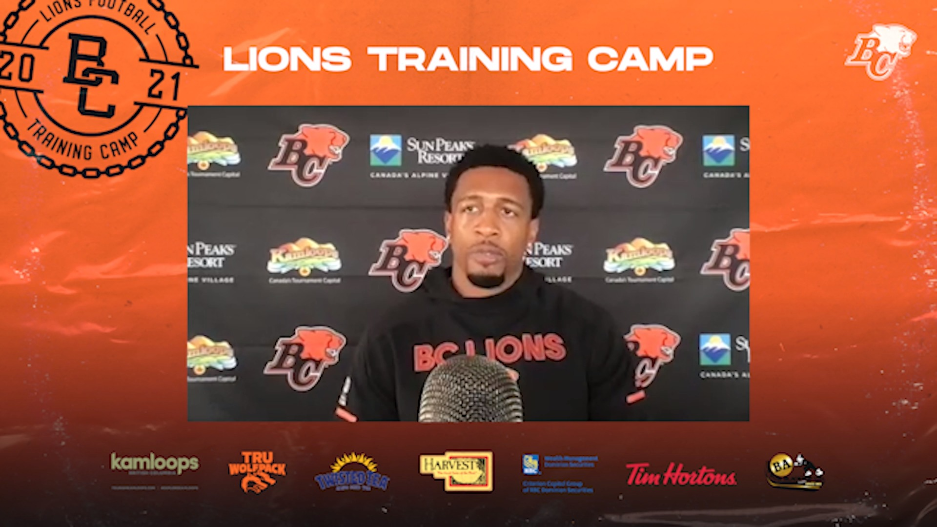 Training Camp July 14 | Garry Peters