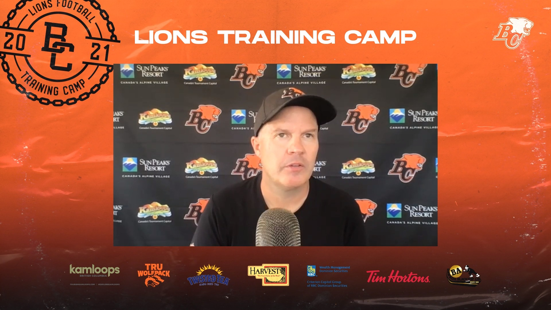 Post-Scrimmage July 17 | Rick Campbell