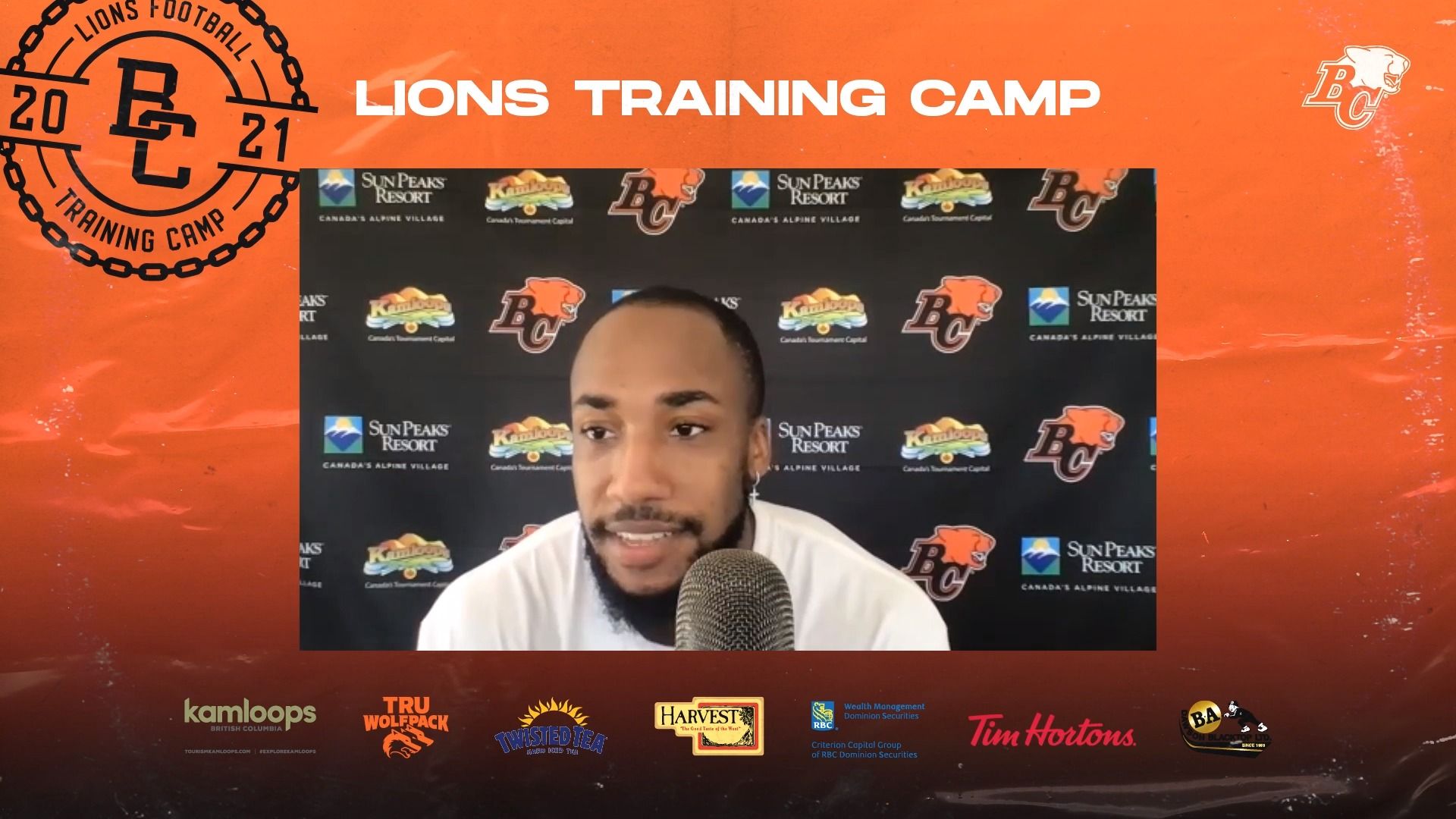 Post-Scrimmage July 17 | Marcus Sayles