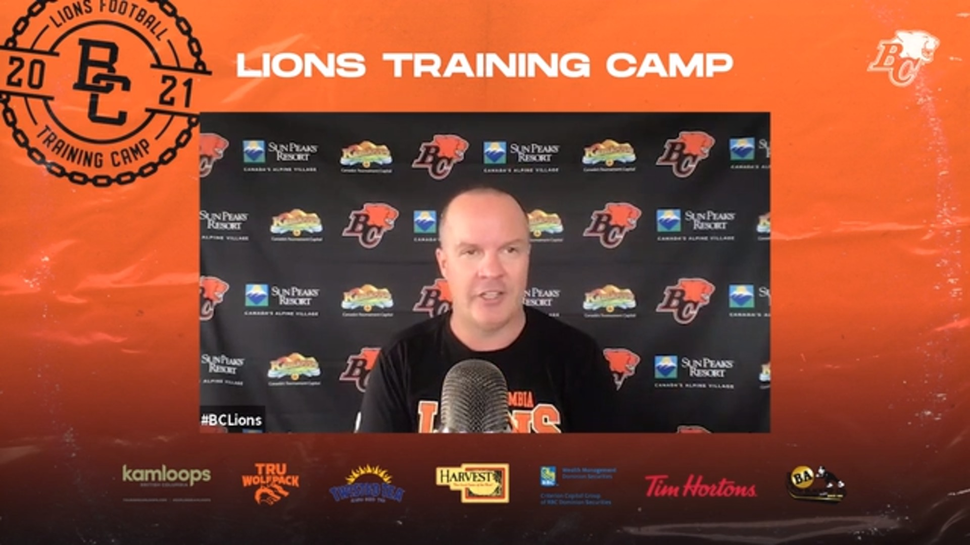 Training Camp July 19 | Rick Campbell