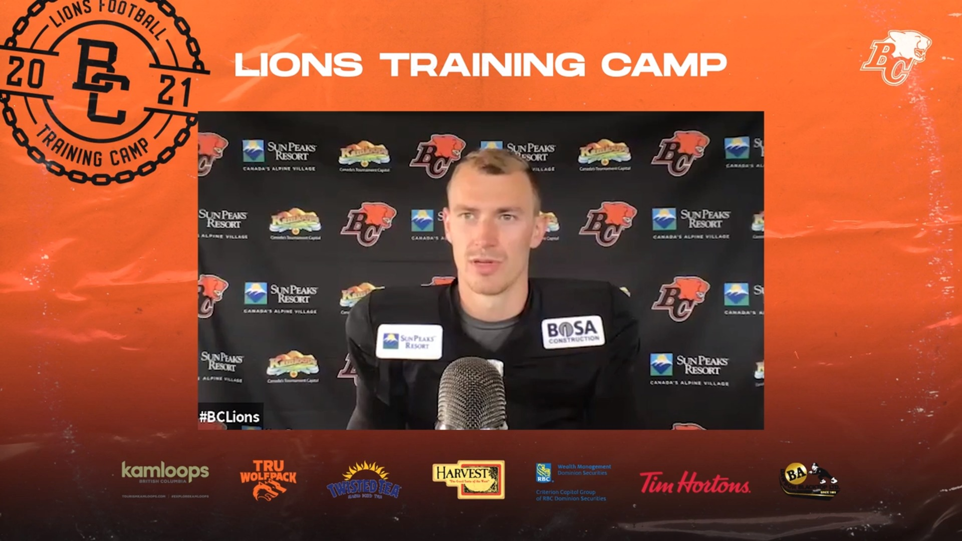 Training Camp July 19 | Will Arndt