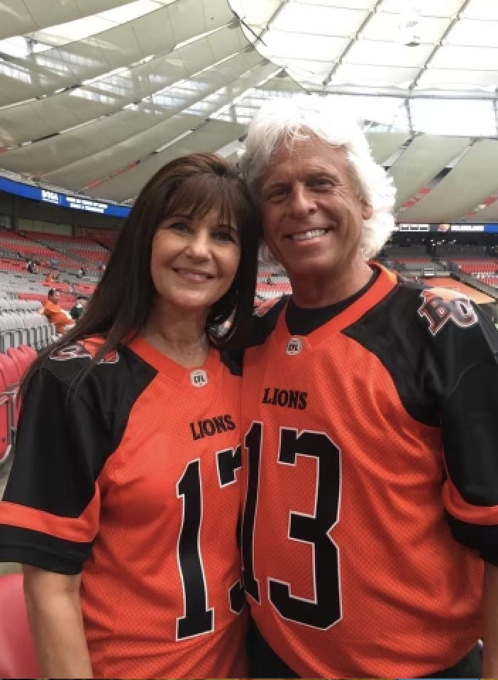 As he continues to battle through his 10th CFL training camp, Michael Reilly plays with a heavy heart as he honours his late mother Rhonda.