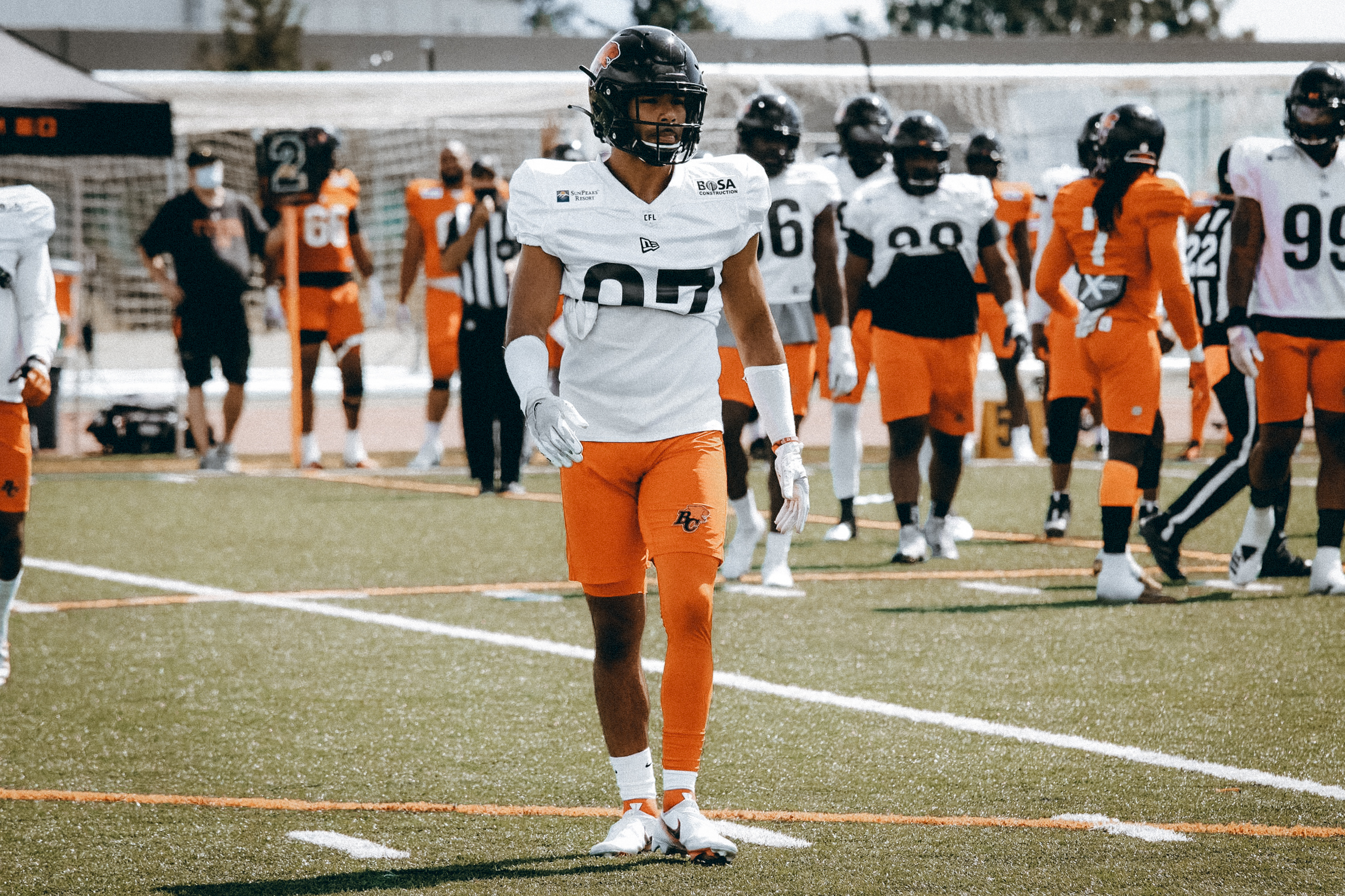 Camp Notebook | Gamboa Eager For Round Two With Lions