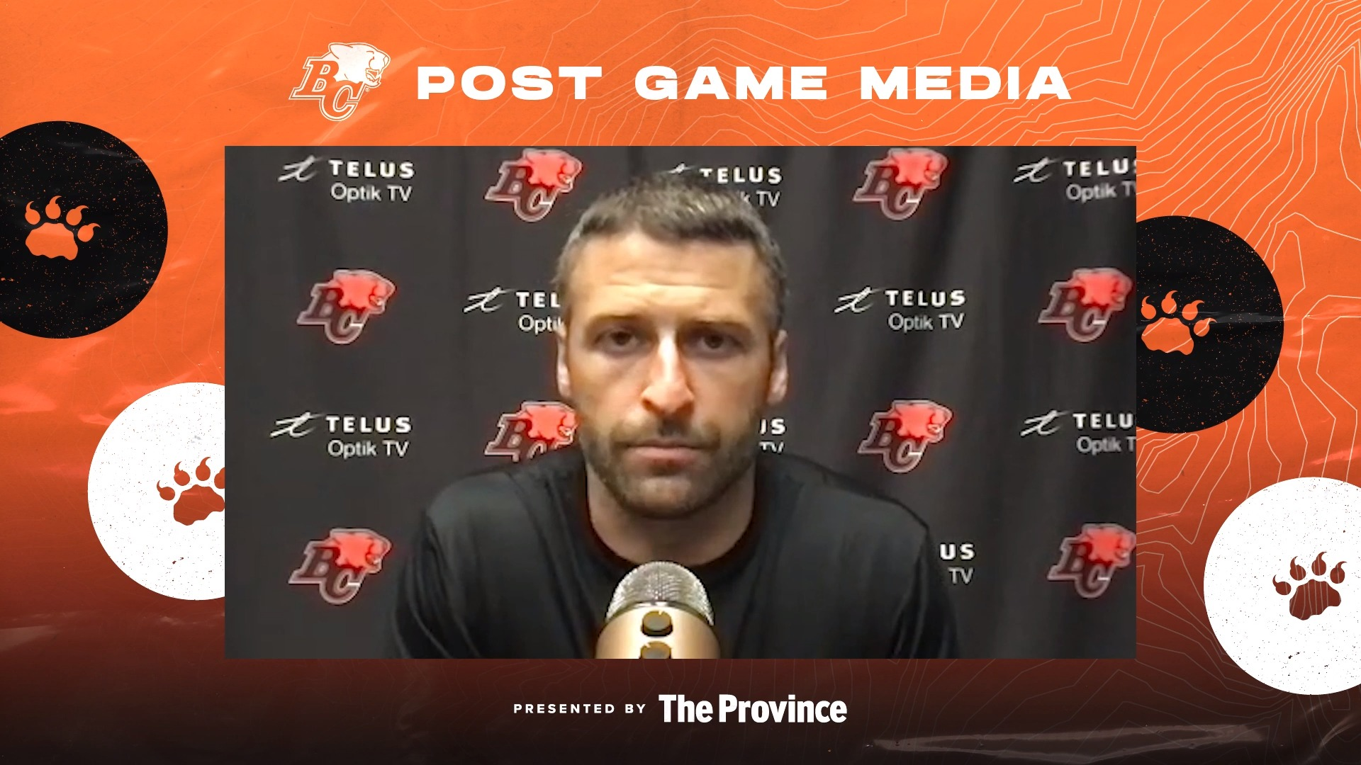 Post-Game August 19 | Michael Reilly