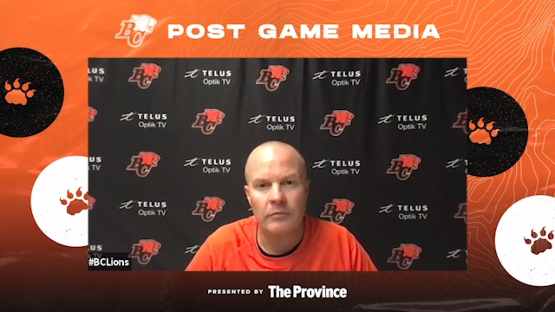 Post-Game August 28 | Rick Campbell
