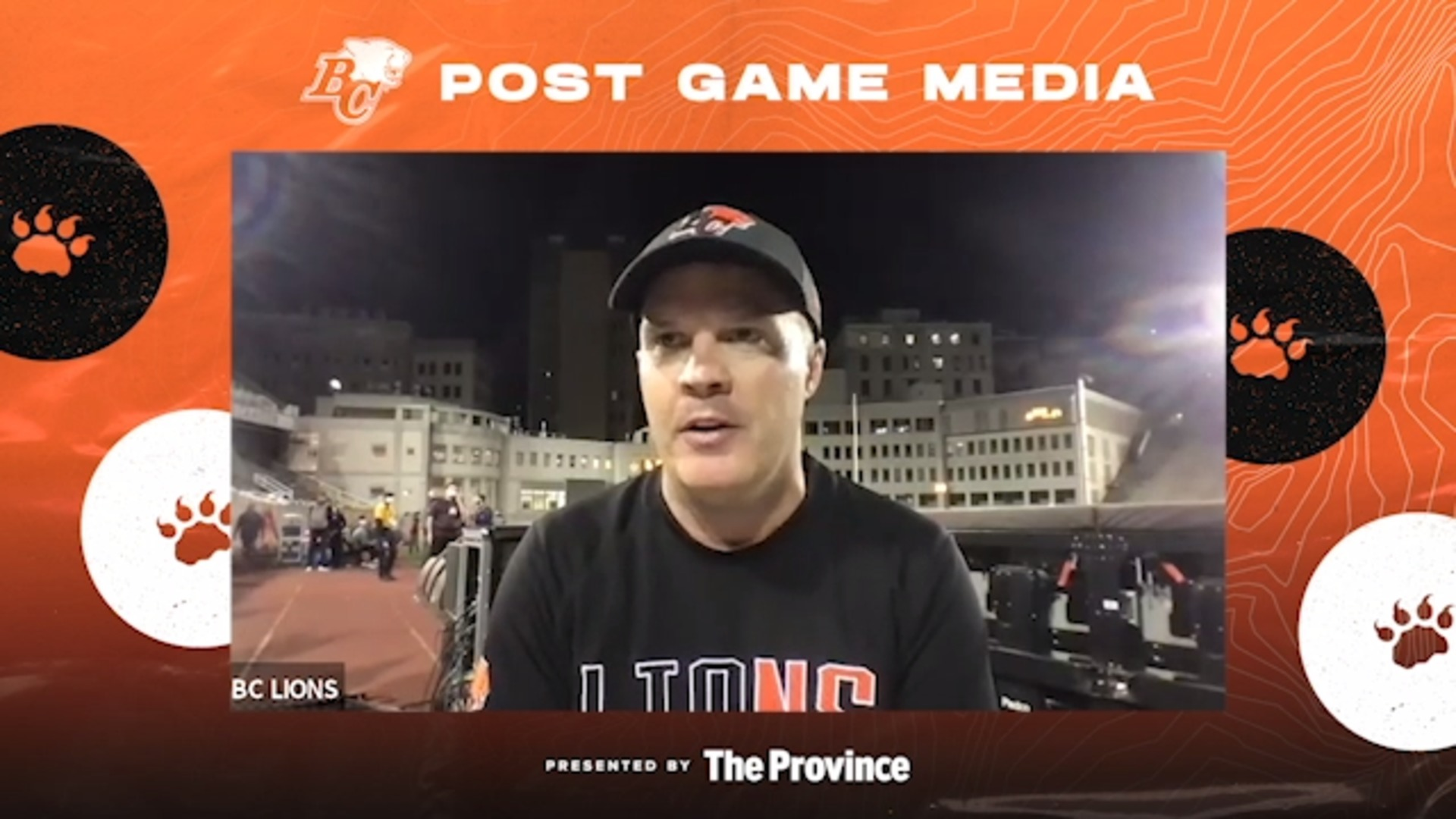 Post-Game Sept 18 | Rick Campbell