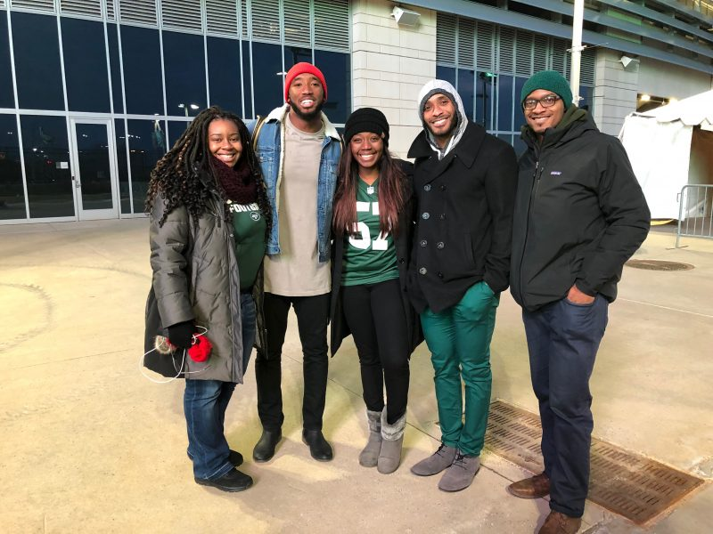 Obum Gwacham has big-game experience down south. Yet that hasn't prevented his willingness to learn the Canadian game in the Lions' new-look defence.