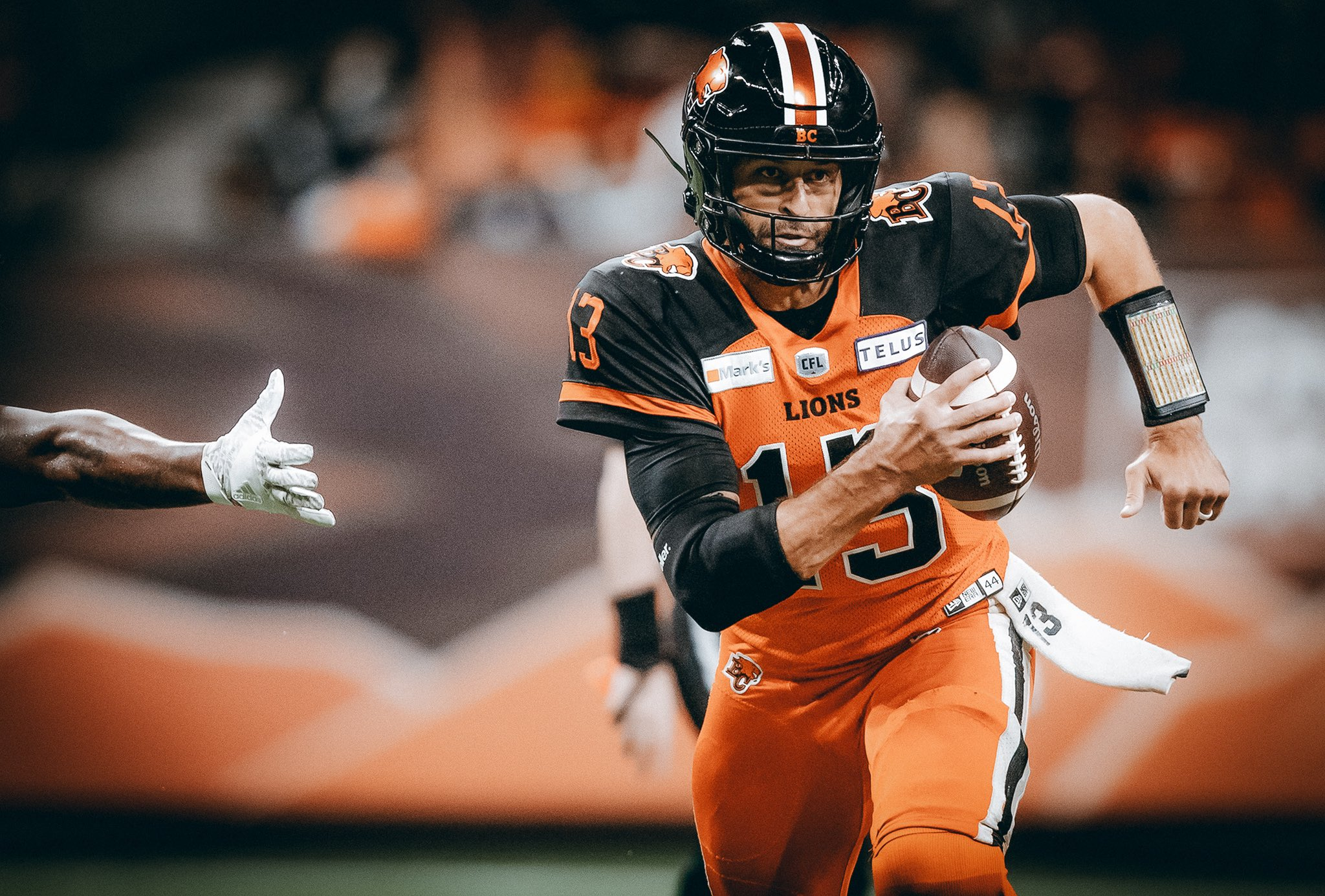 Michael Reilly Collects Another CFL Top Performer Of Week