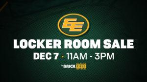 Locker Room Sale