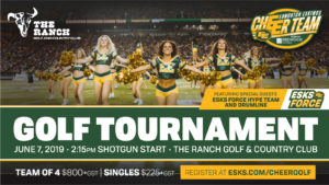 Eskimos Cheer Team Golf Registration