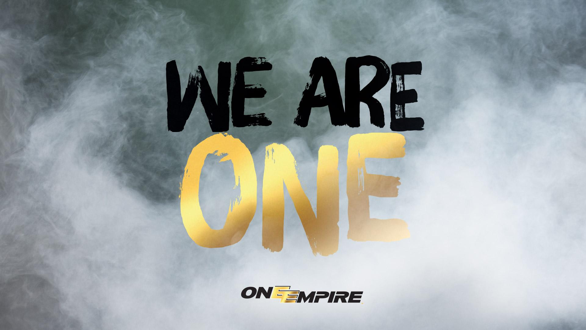 One Empire_BG_WeAreGold