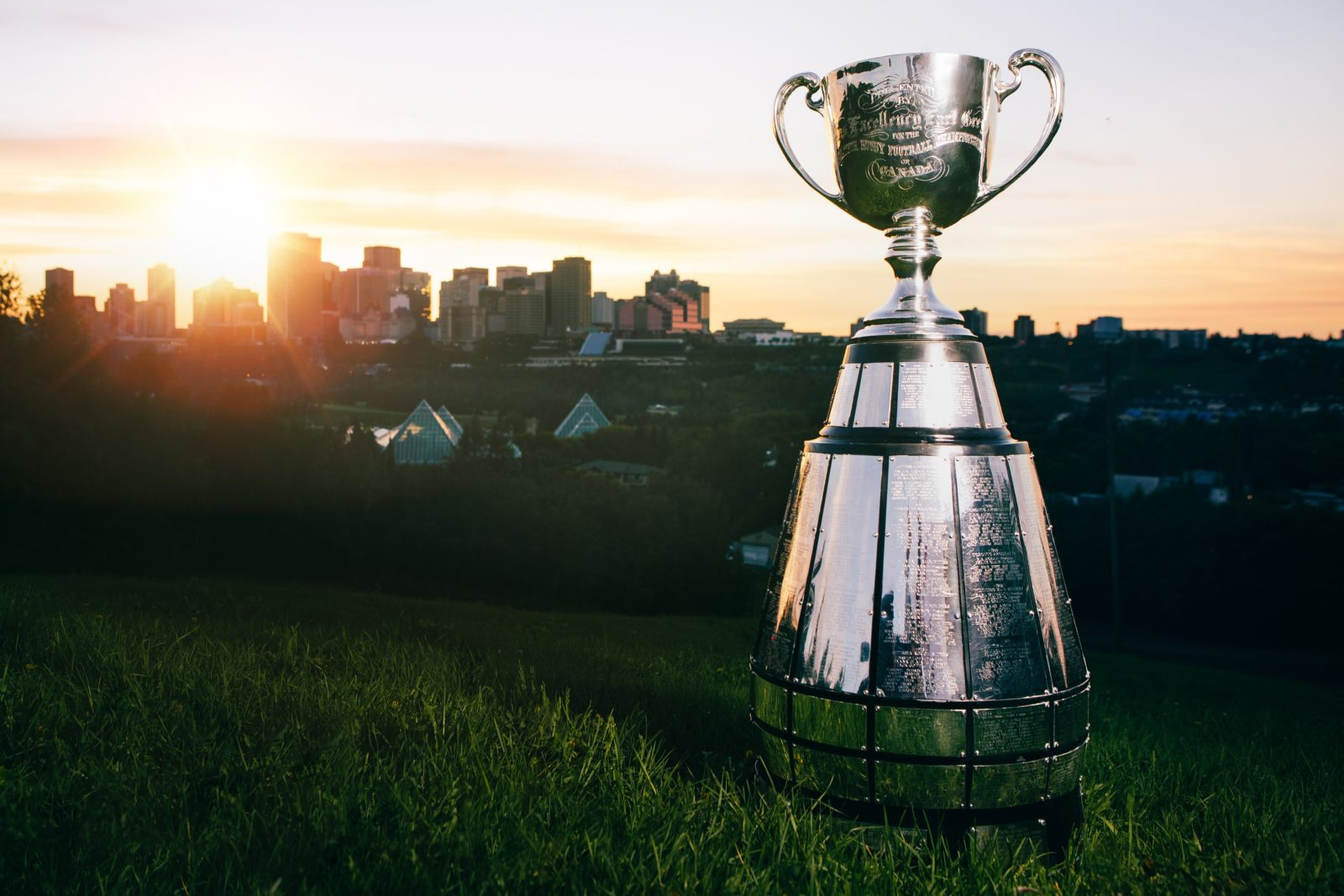 Image result for grey cup edmonton