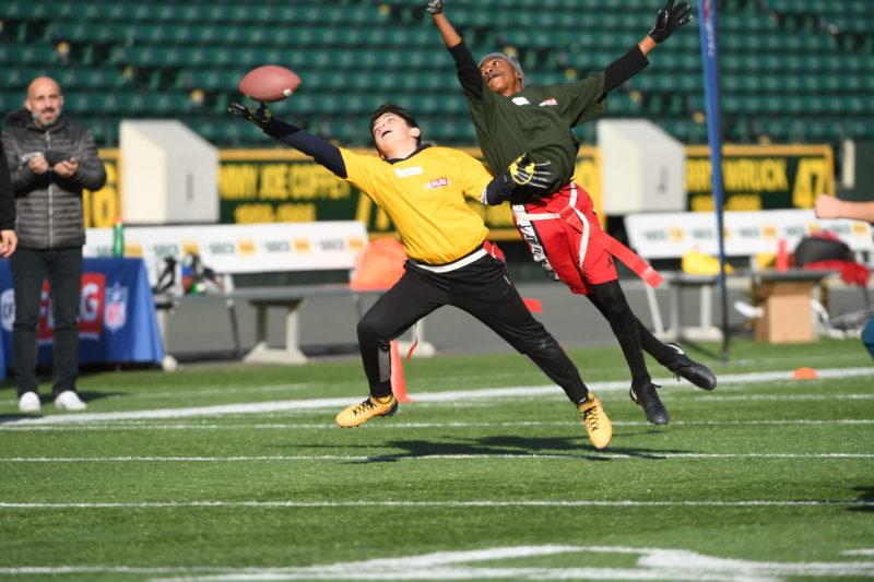 Photo Gallery: CFL NFL Flag Football