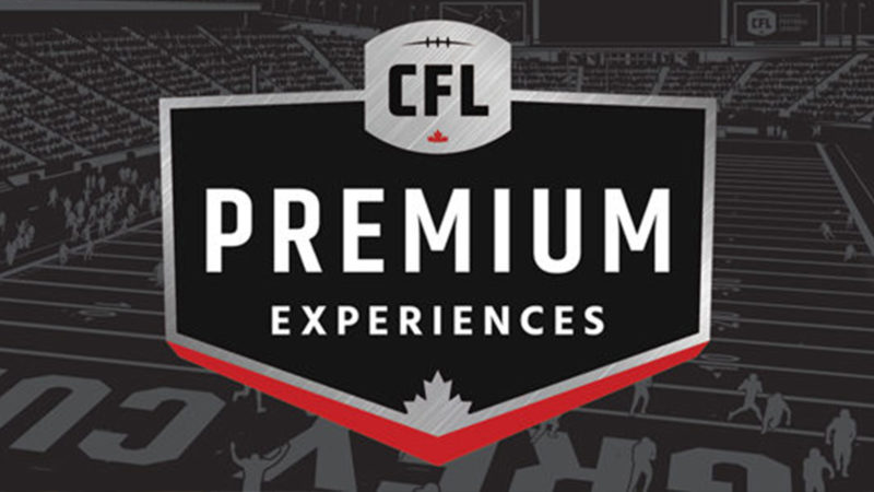 Experience Grey Cup like a VIP!