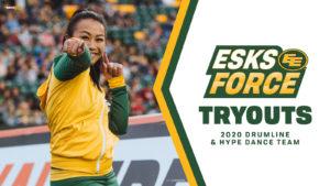 Esks Force Hype Team & Drumline Tryout