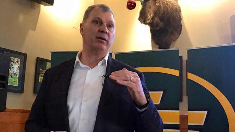 Randy's Roadtrip stops in Edmonton